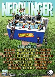 NERDLINGER-TOUR