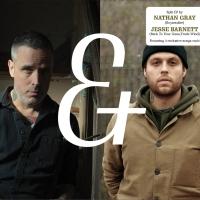 (record review) NATHAN GRAY/JESSE BARNETT-Split e.p.(End Hits Records)