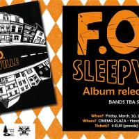 Belgian skatepunks F.O.D. released new video from the forthcoming album!
