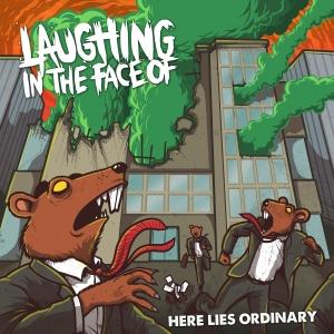 LITFO Here Lies Ordinary Album Cover
