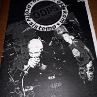 (fanzines) Croatian hardcore punk zine OOPS #4 is out!