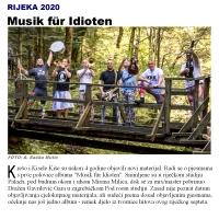 (review) Krešo i Kisele Kiše-Musik fur Idioten I