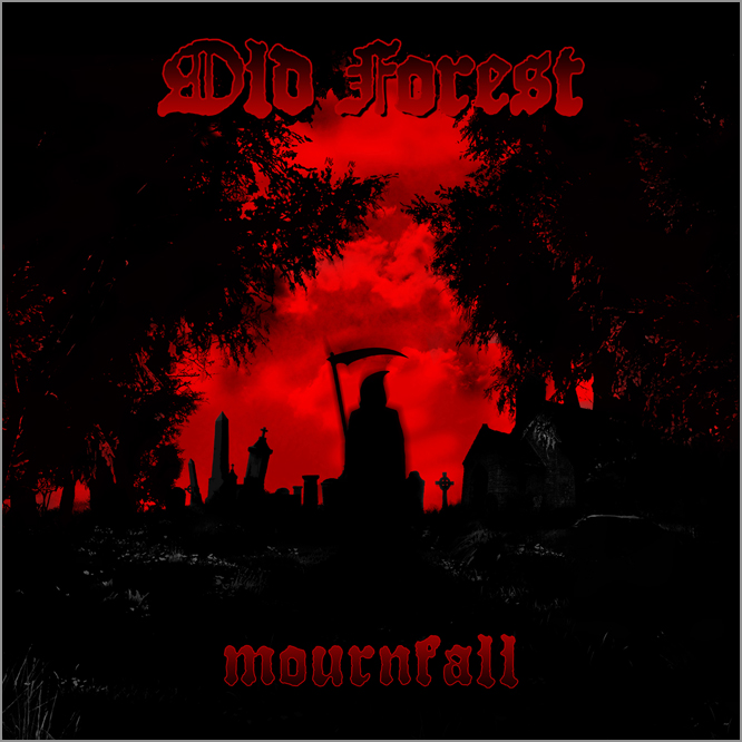 OLD FOREST - MOURNFALL artwork