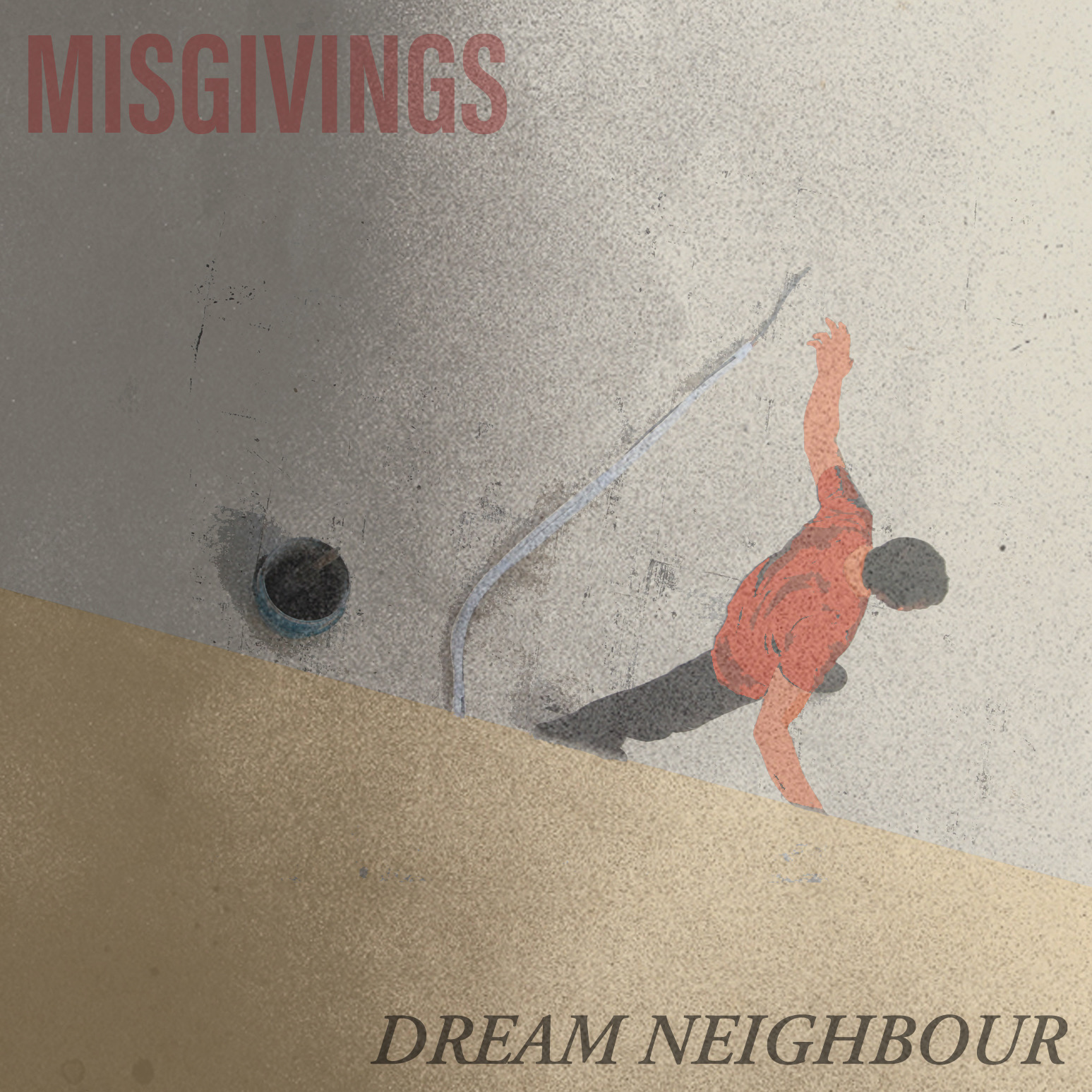 LJDIG205 Misgivings - Dream Neighbour Artwork