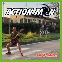 ACTIONMEN (experimental Italian punk rock) to release new EP 'Supa Baba!'