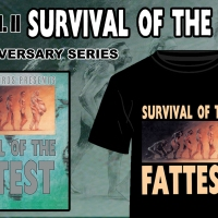 FAT'S 25 YEAR ANNIVERSARY VINYL SERIES - Fat Music Vol. 2: Survival Of The Fattest!